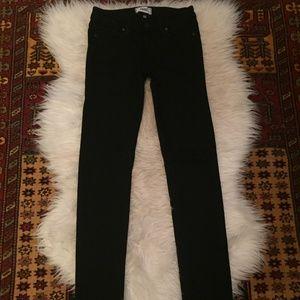Paige Jeans Skyline Skinny in Black